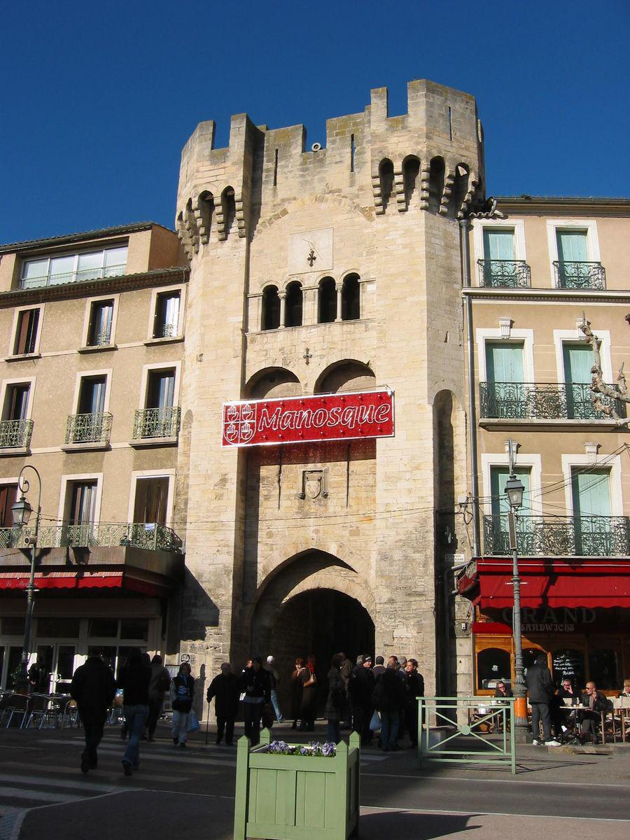 Porte Saunerie_Manosque