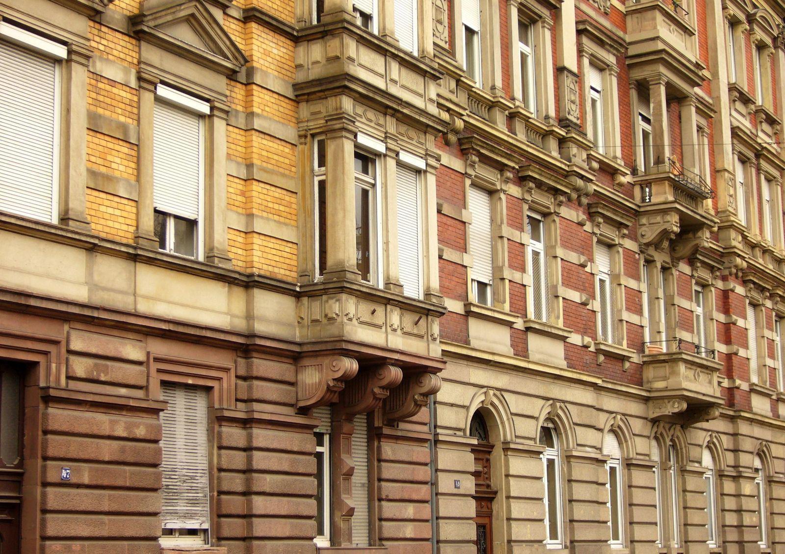 Quartier allemand_Strasbourg