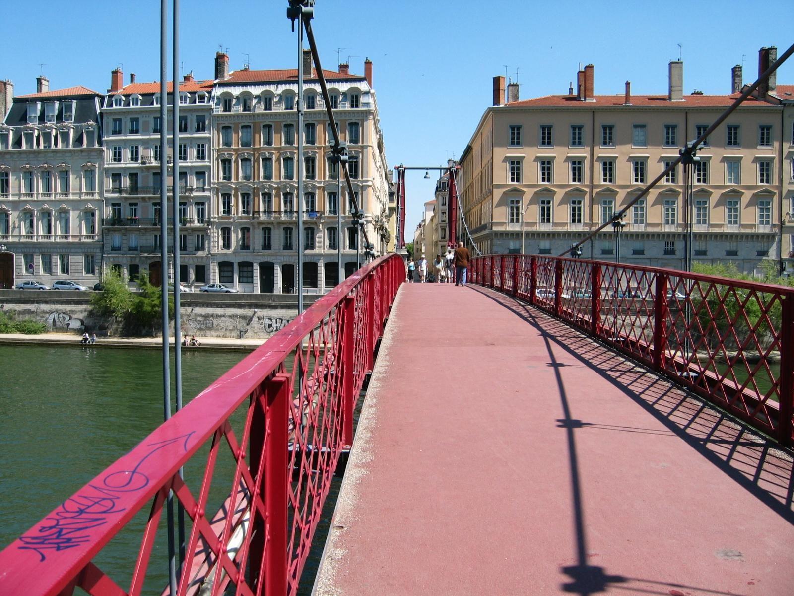 Quartier de la Presqu'Île périmètre Unesco_Lyon