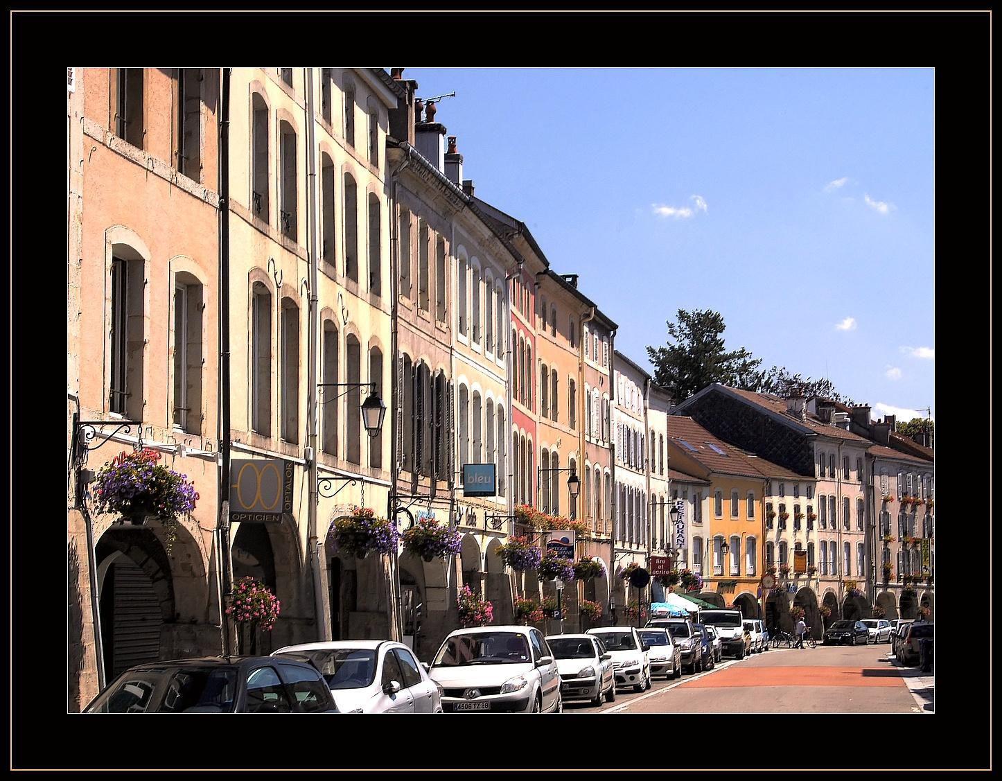 Rue Charles de Gaulle_Remiremont
