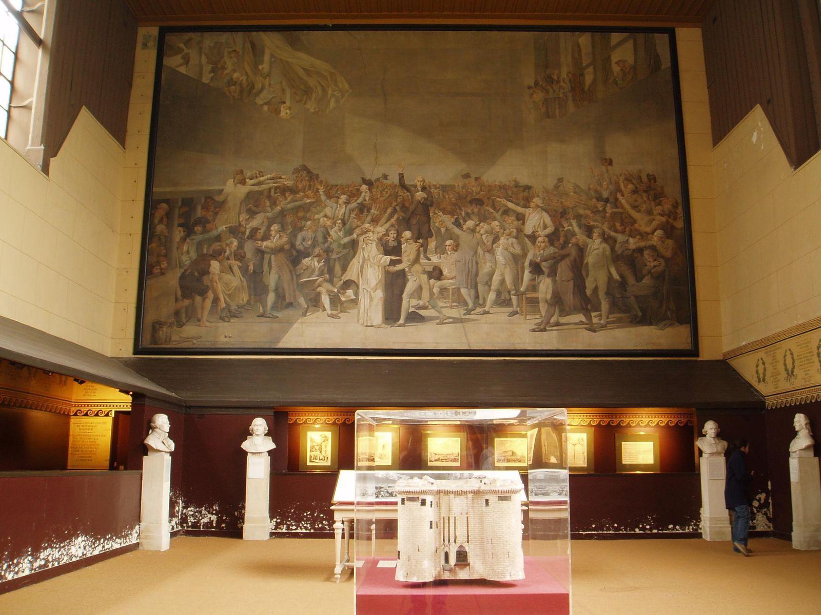 Salle du Jeu de Paume_Versailles