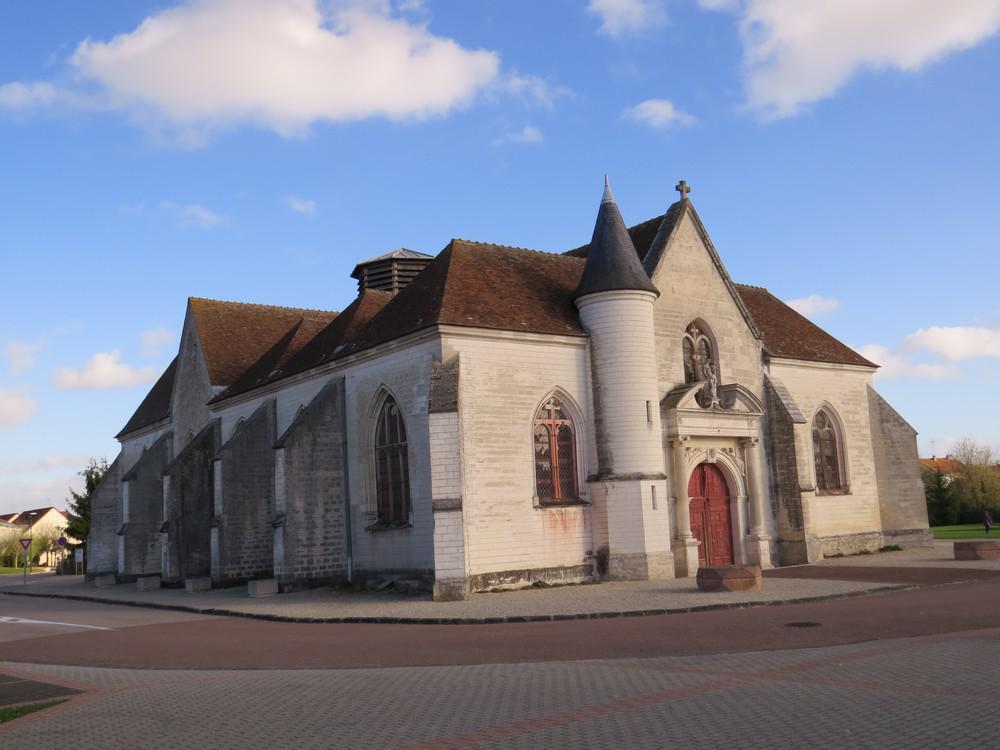 Eglise de la Nativité de la Vierge