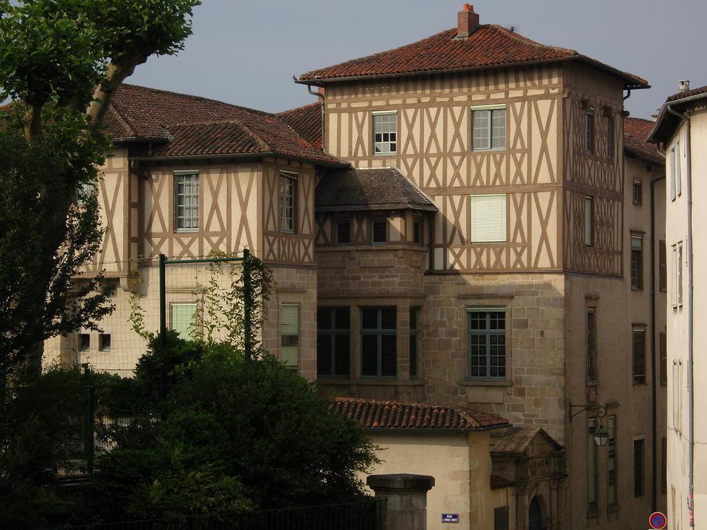 Quartier du château_Limoges