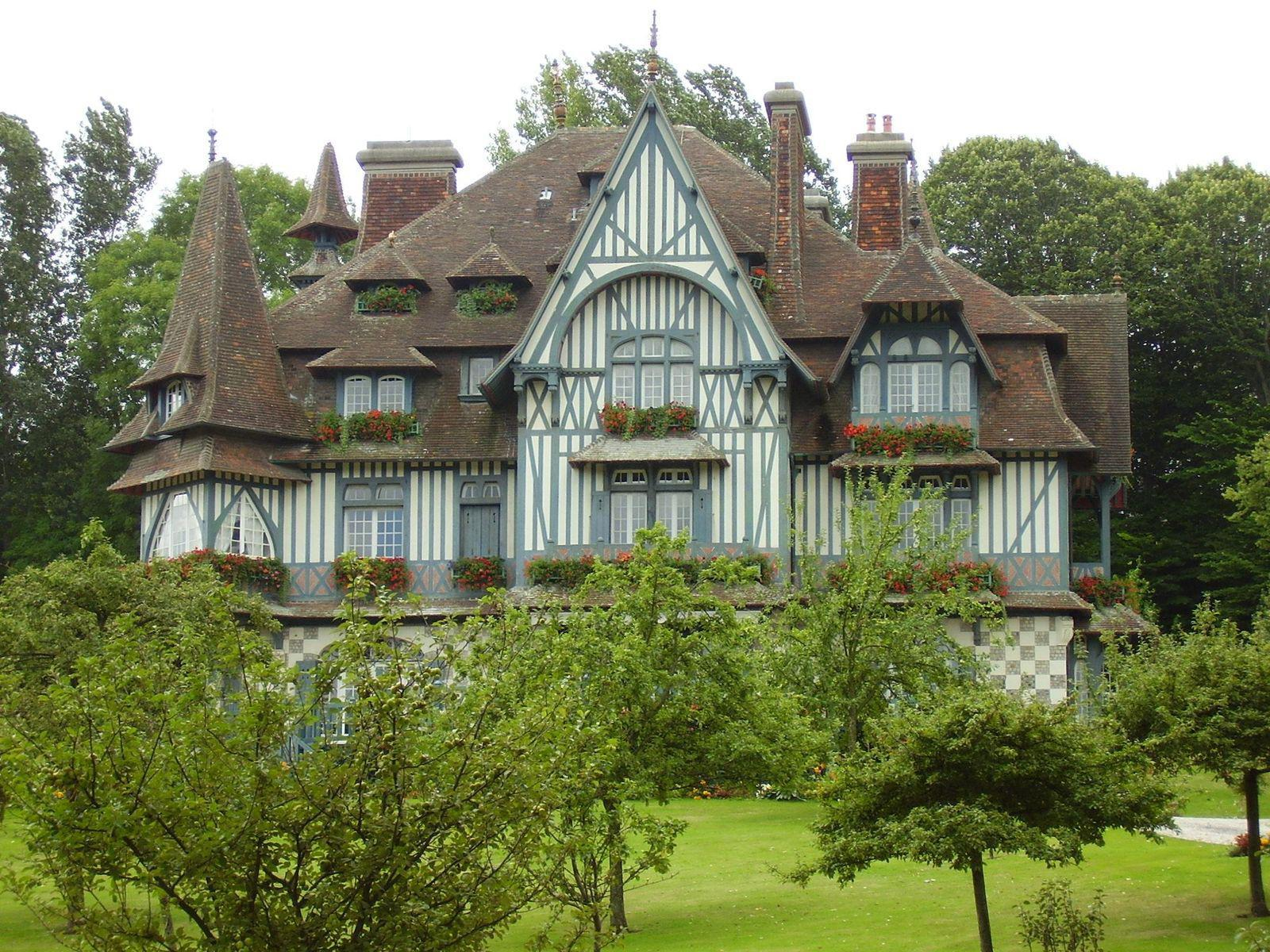 Villa Strassburger_Deauville