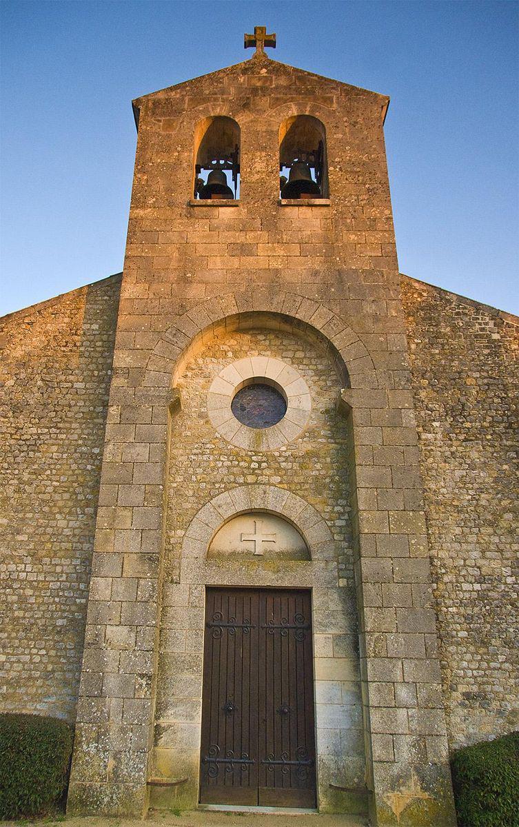 Oratoire Carolingien_Germigny-des-Prés