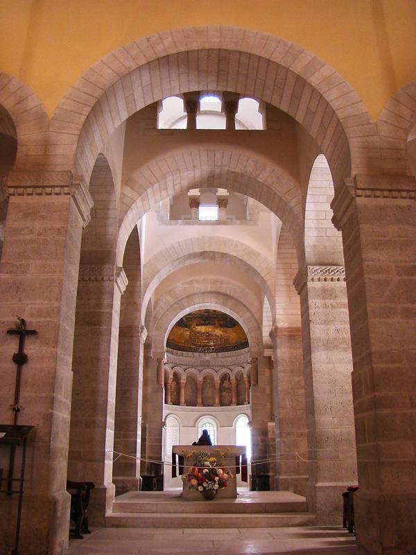 Oratoire Carolingien_Germigny-des-Prés (1)