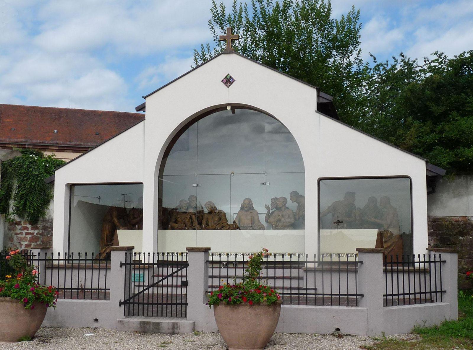 Sainte Cène_Soufflenheim