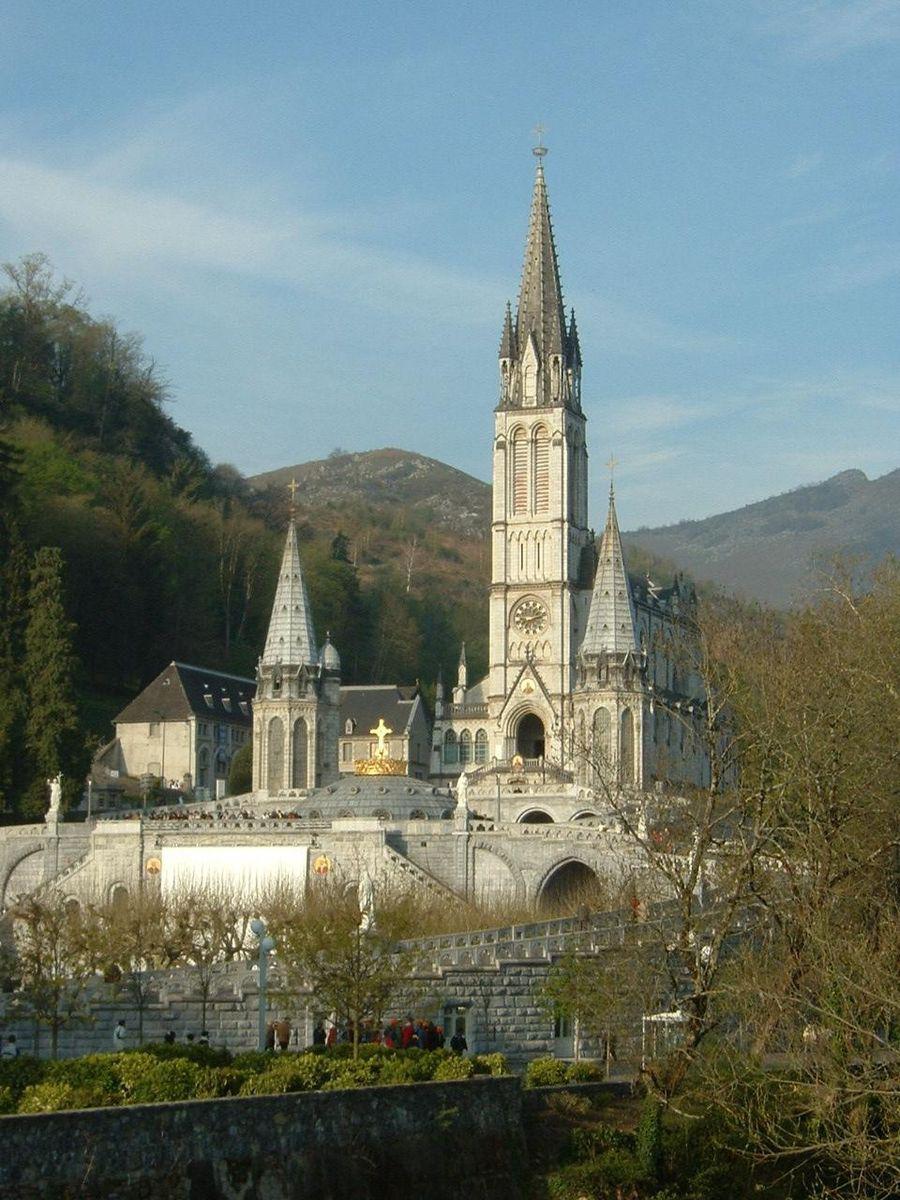 SANCTUAIRE NOTRE DAME DE LOURDES_Lourdes