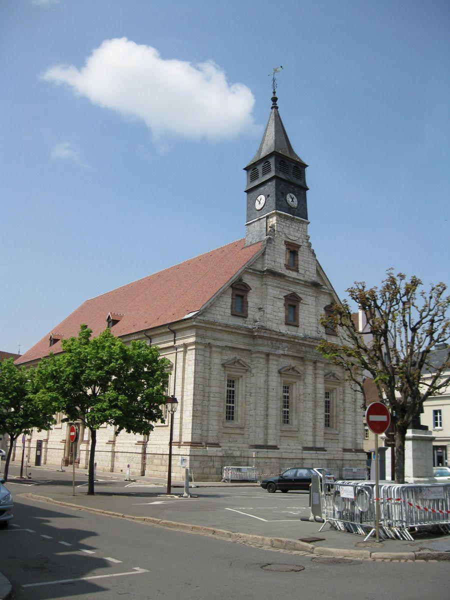 TEMPLE SAINT-MARTIN_Montbéliard