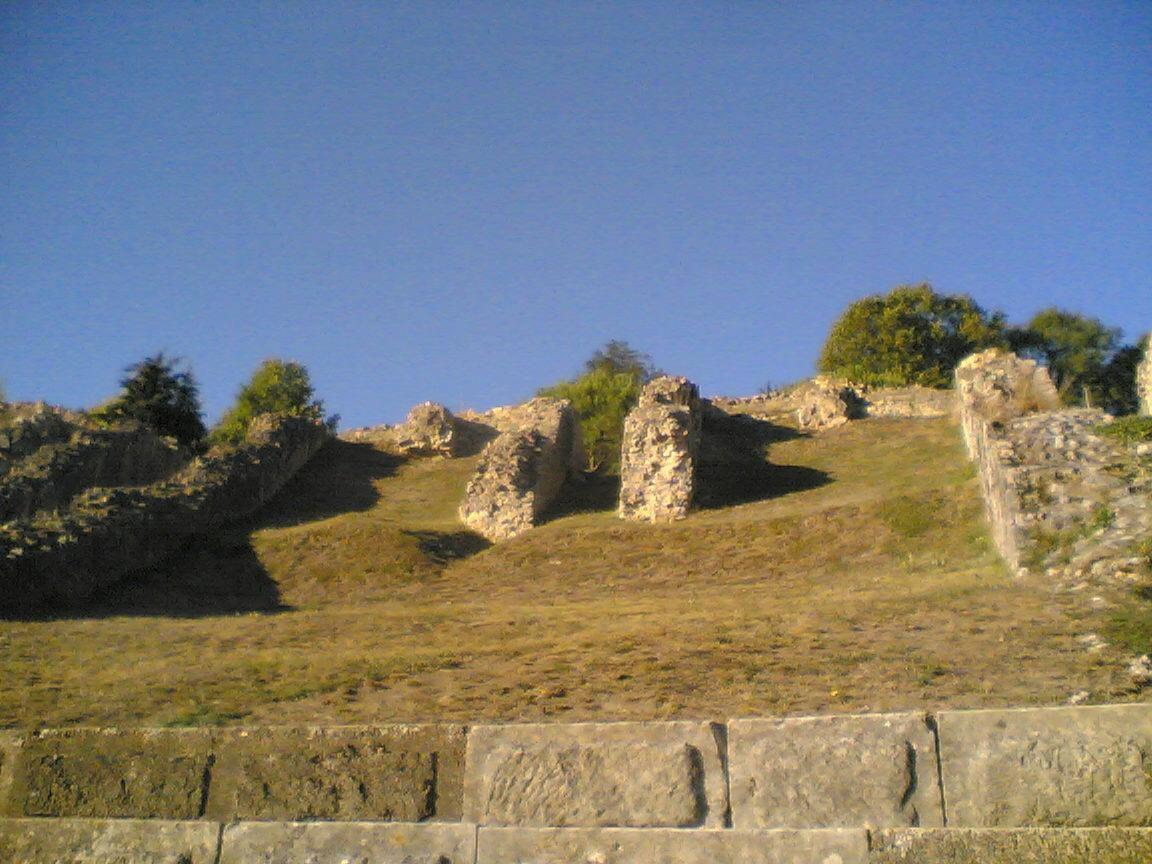Amphithèatre gallo-romain_Saintes (1)