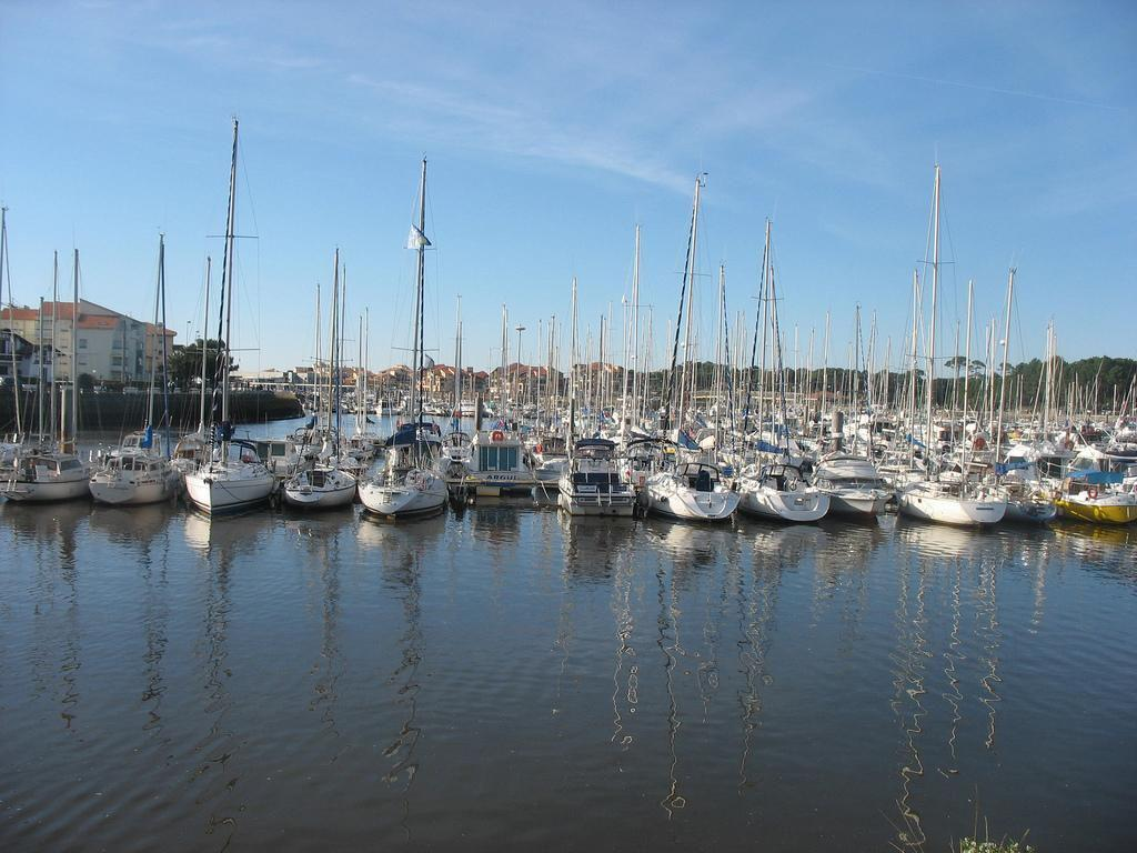 Capbreton - port de plaisance_Capbreton