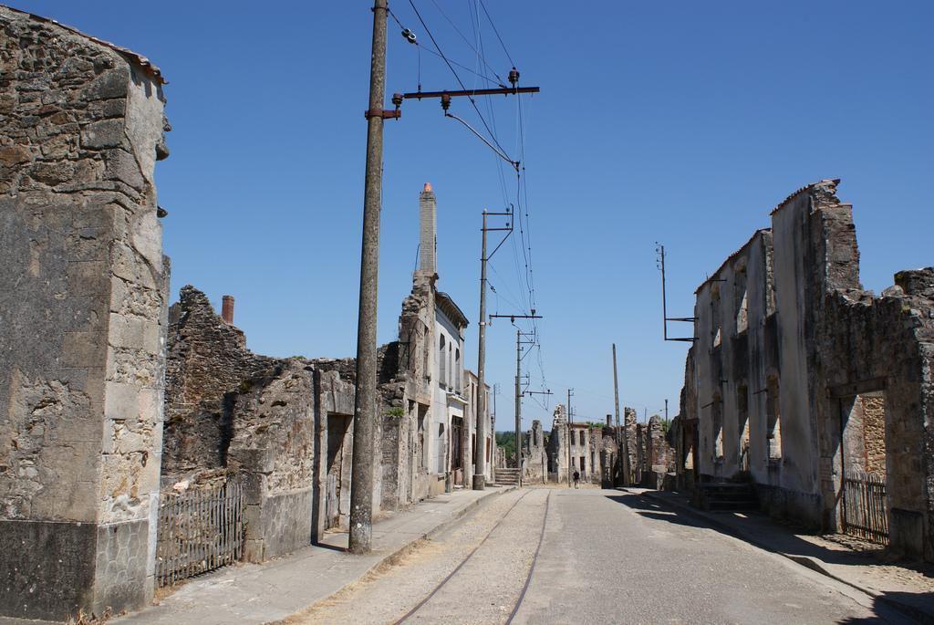 L'ancien village d'Oradour-sur-Glane_Oradour-sur-Glane