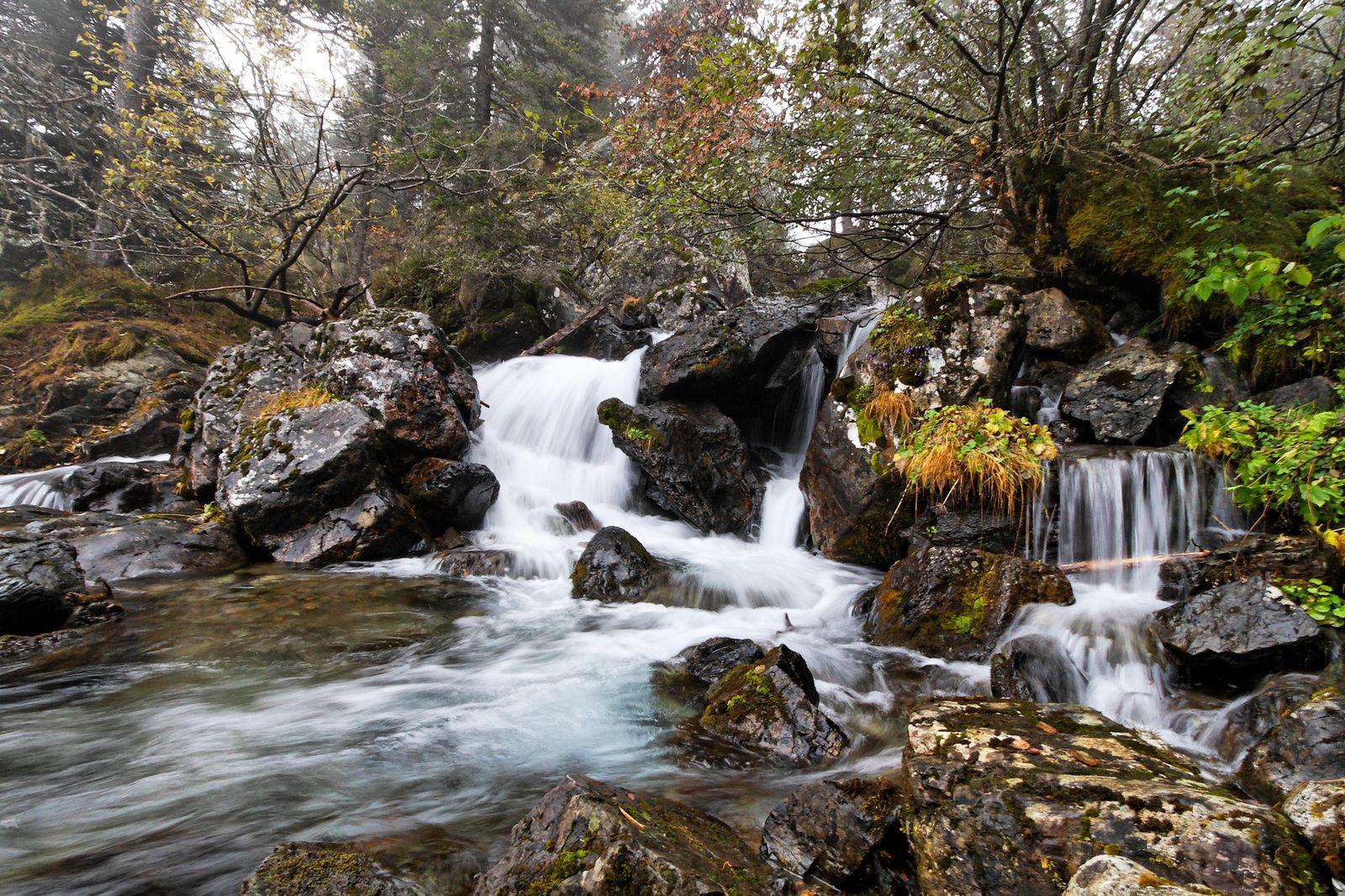 Cascade de l'Oursière_Chamrousse