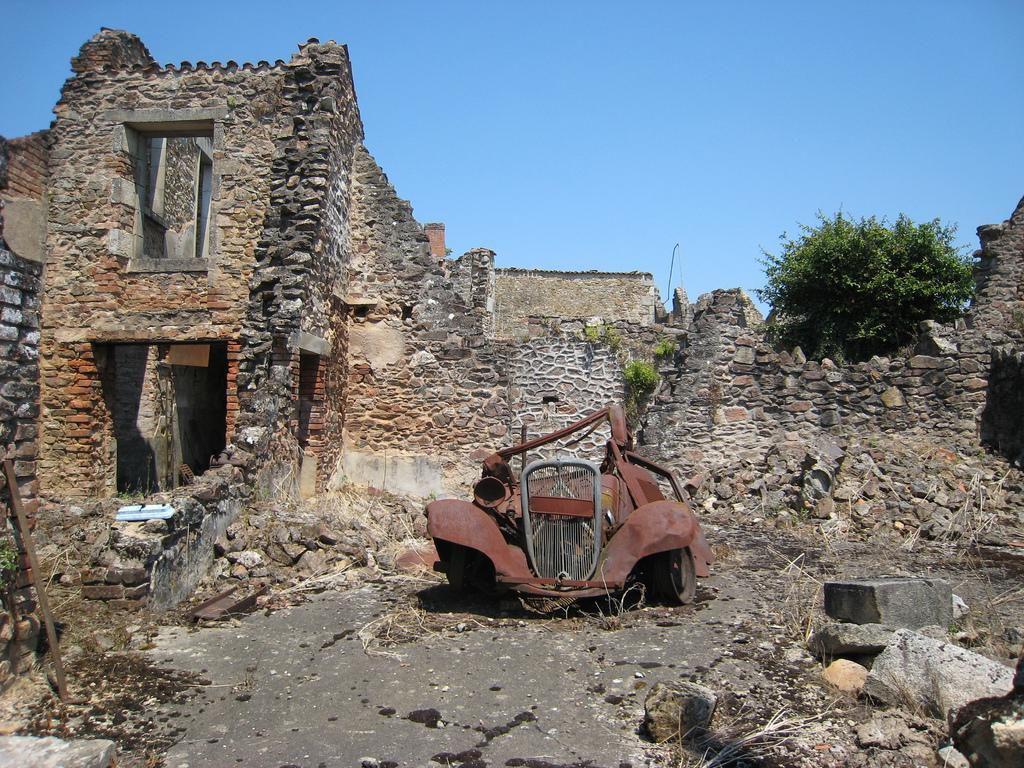 L'ancien village d'Oradour-sur-Glane_Oradour-sur-Glane (1)