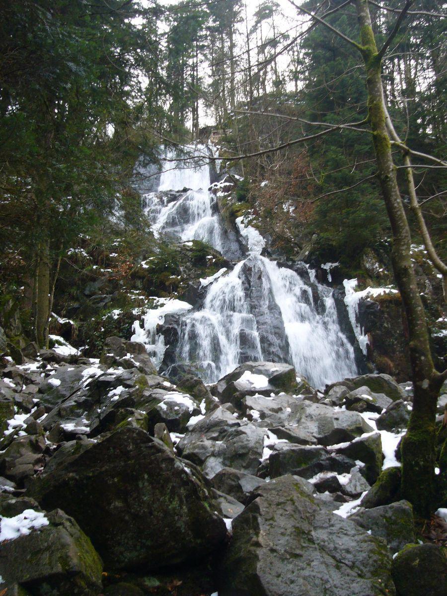 Cascades de Tendon_Le Tholy