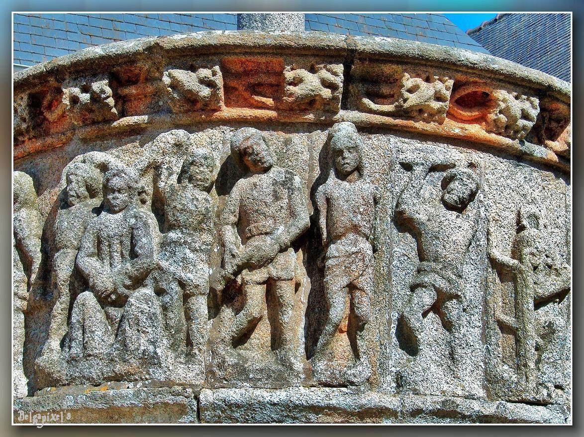 Image : Chaire à Prêcher Extérieure