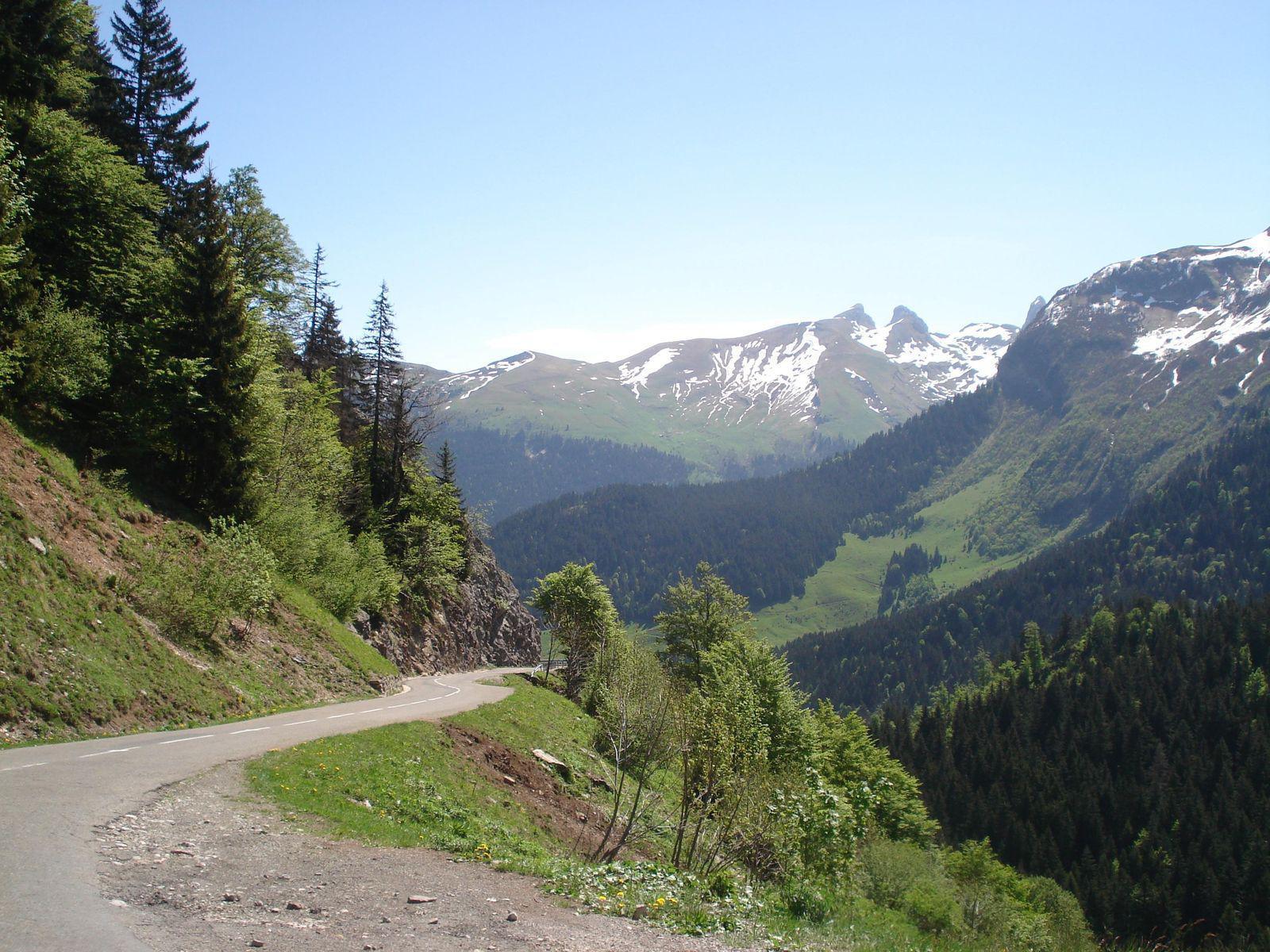 Col de la Colombière_Le Grand-Bornand