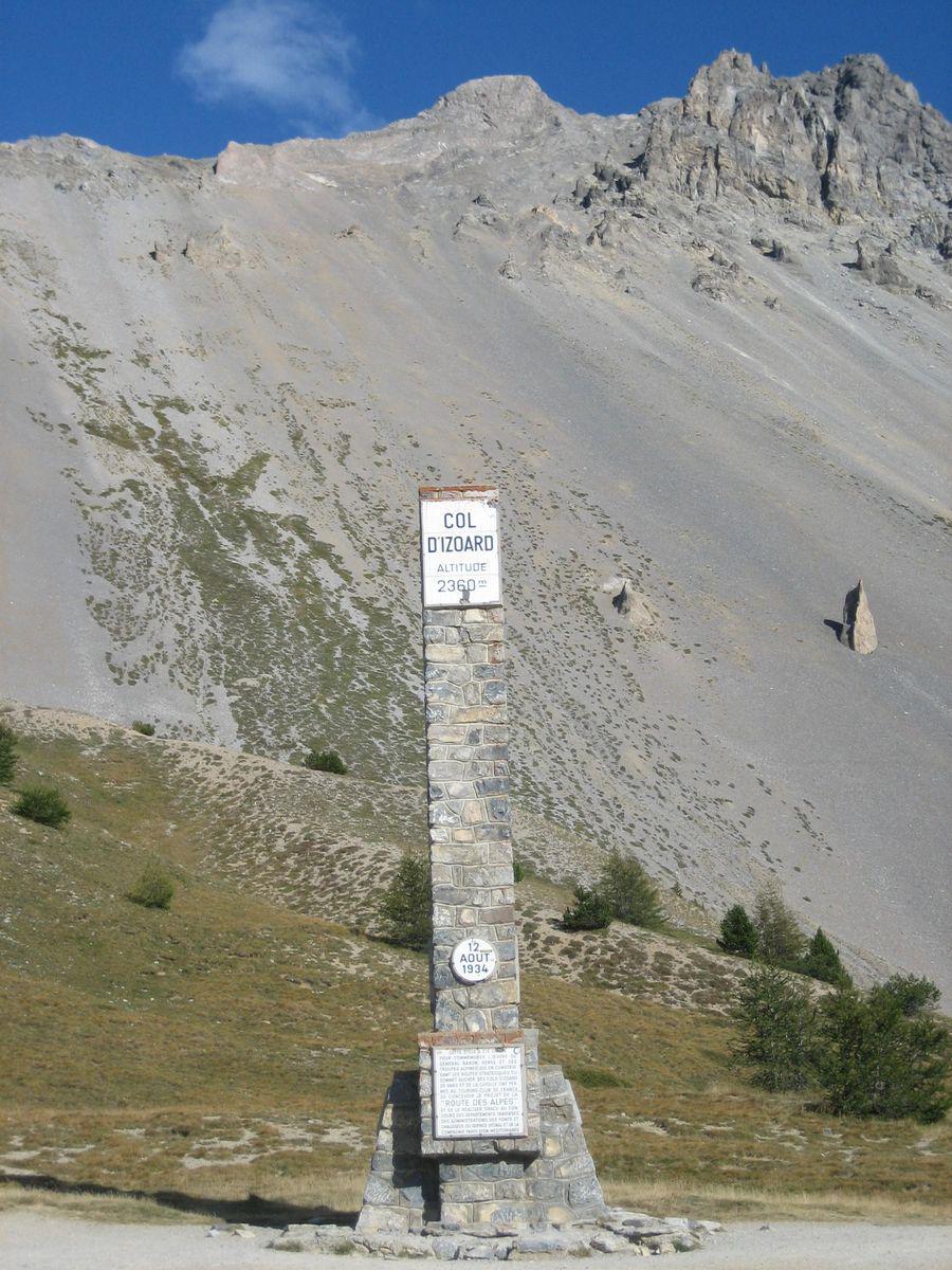 Col d'Izoard_Briançon