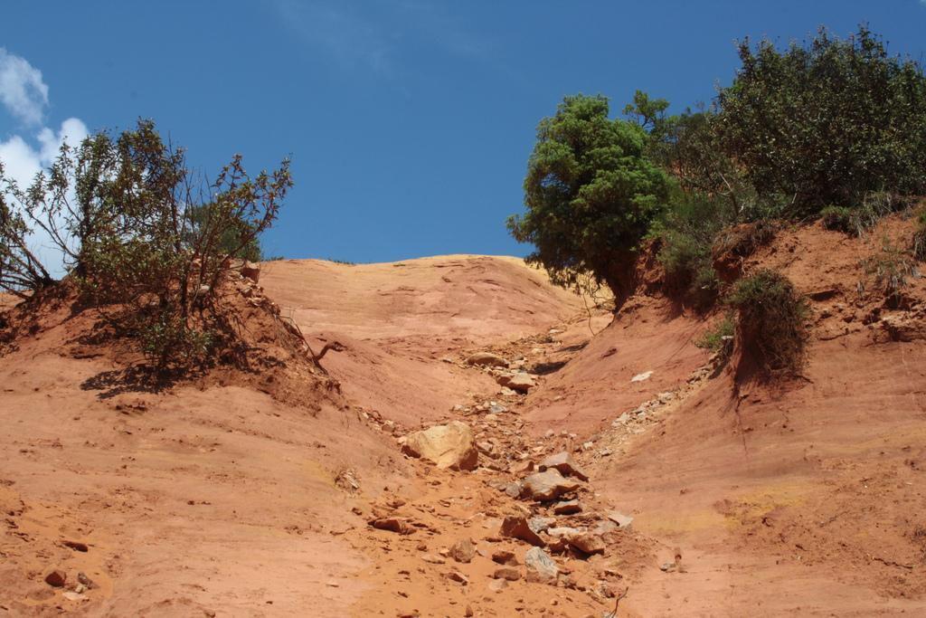Colorado Provençal - Sentiers des Carrières d'Ocres_Rustrel
