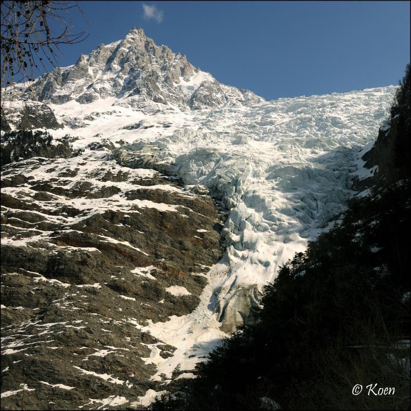 Glacier des Bossons_Chamonix-Mont-Blanc