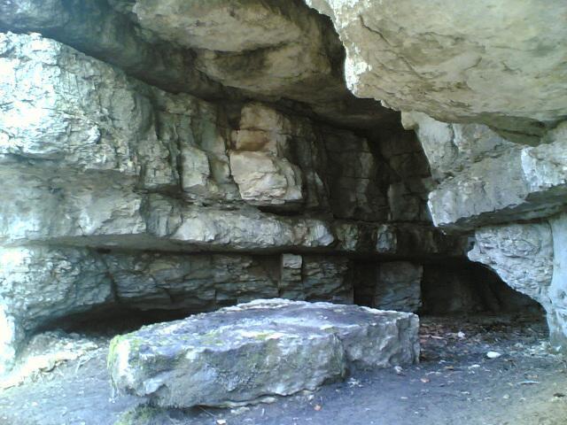 Grotte du Curé_La Balme-de-Sillingy