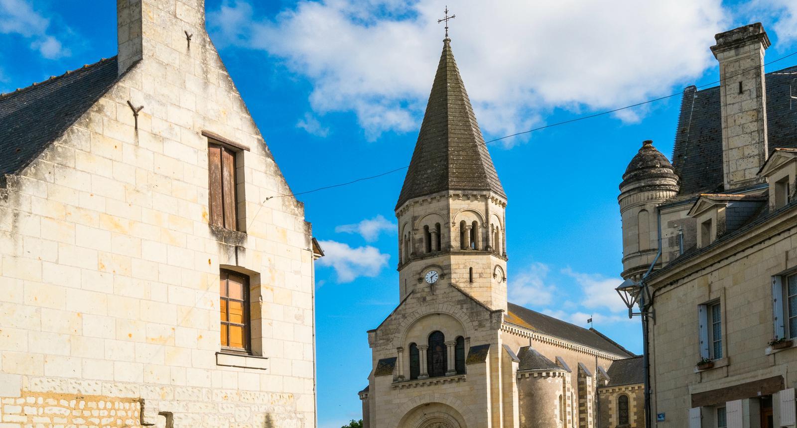 Image : Église Saint-Cibard de Coutures