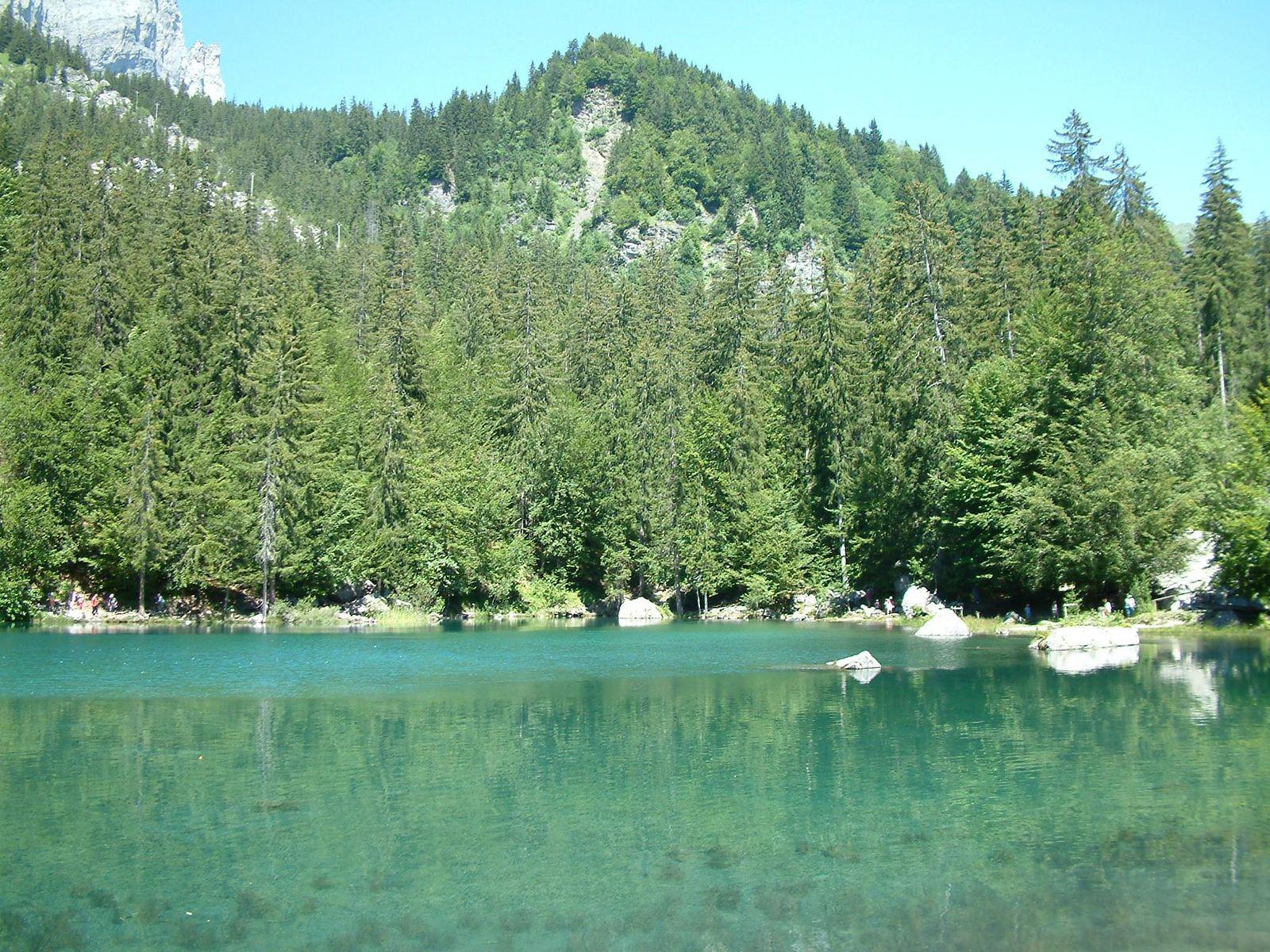 Lac Vert_Passy