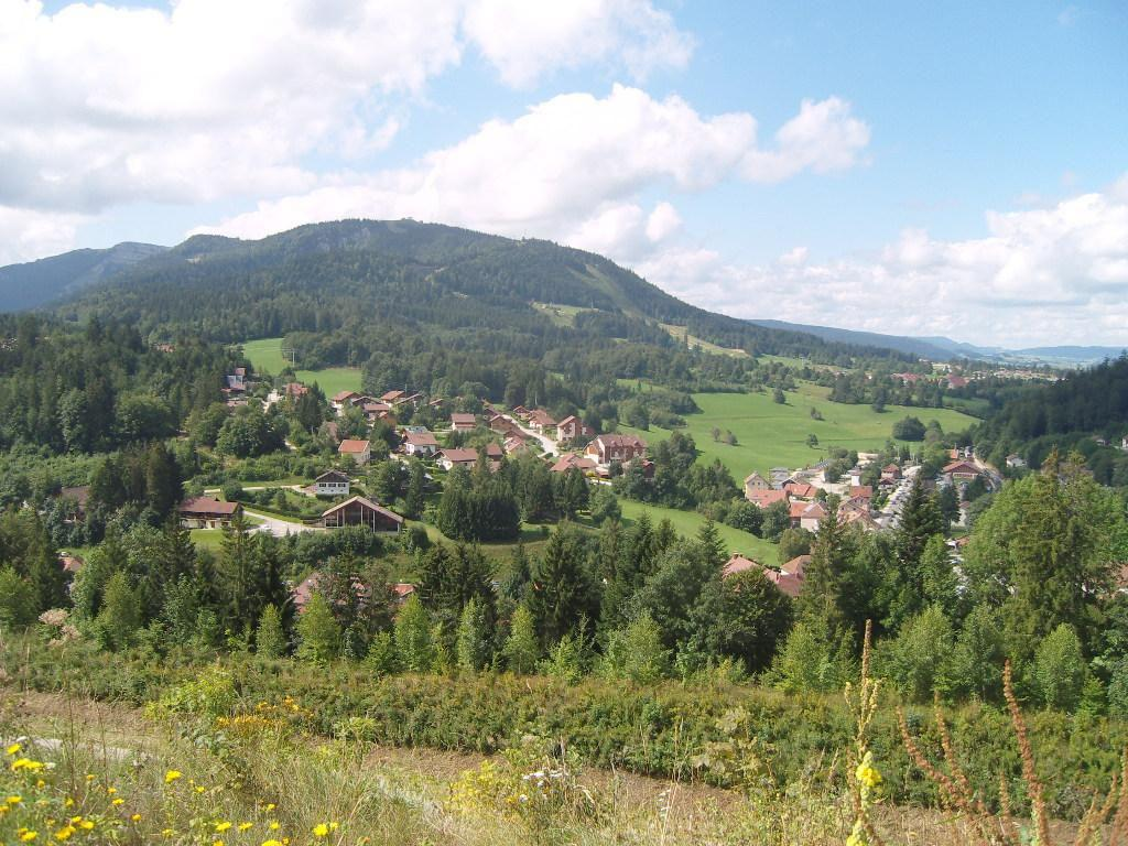 Image : Station de ski de Metabief