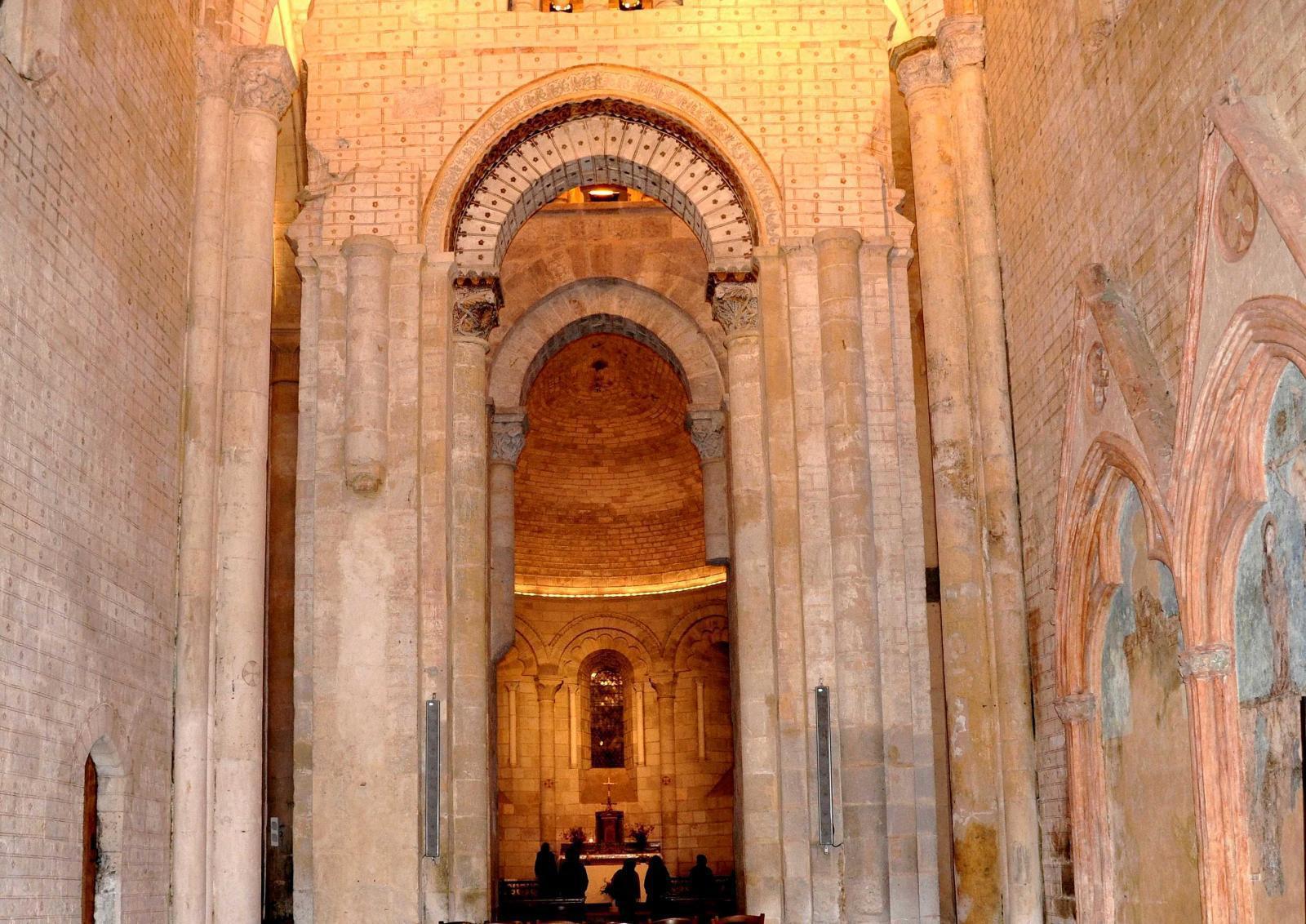 Eglise de Blanzac-Porcheresse
