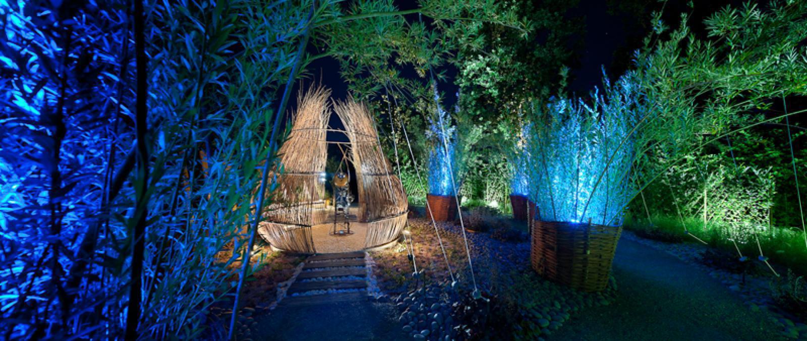 Jardins de Lumiere 2010 - Domaine de Chaumont-sur-Loire