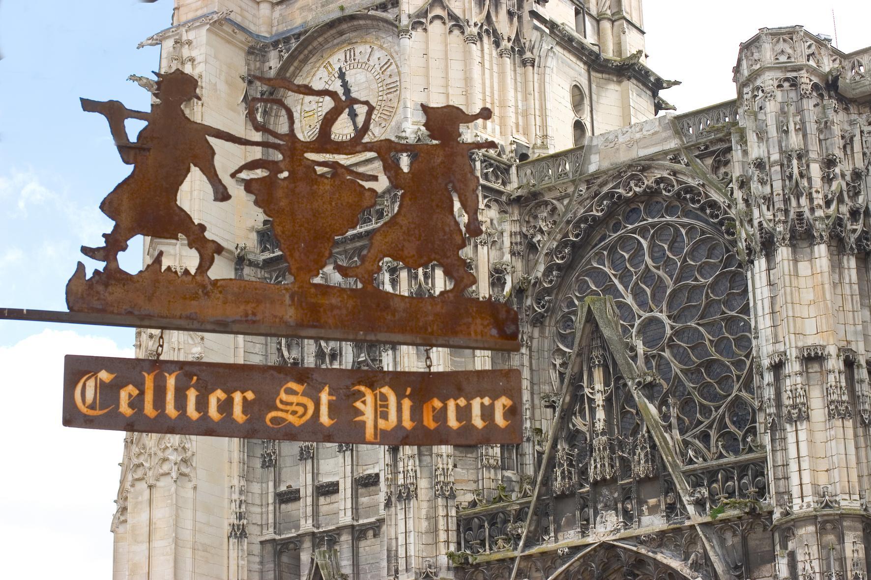Le Cellier Saint-Pierre et la Prunelle de Troyes