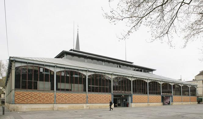 FR : Parcours audio-guidé «  Le cœur historique de Troyes »