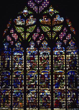 Laissez-vous conter le vitrail à Troyes