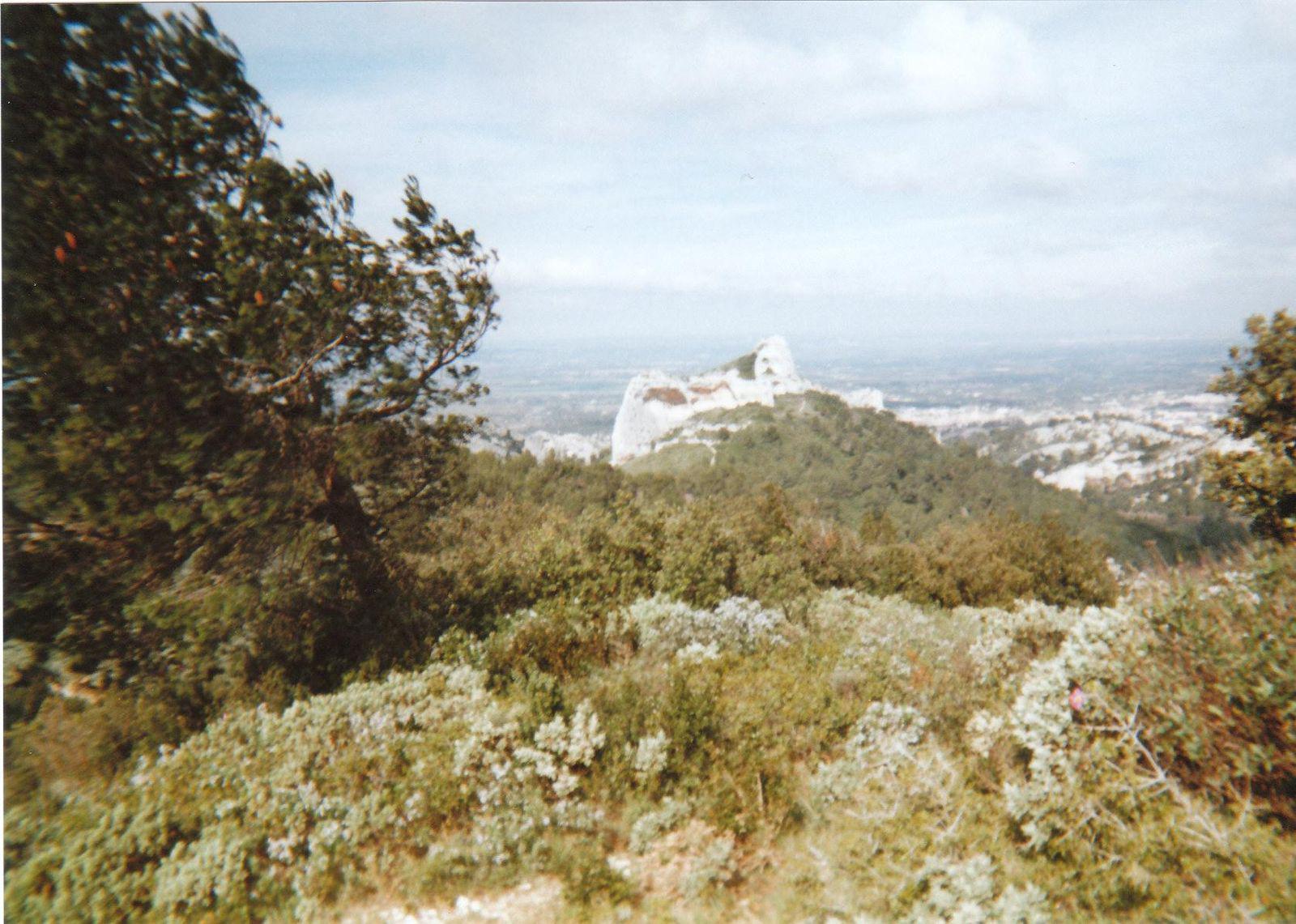 Mont Gaussier_Saint-Rémy-de-Provence