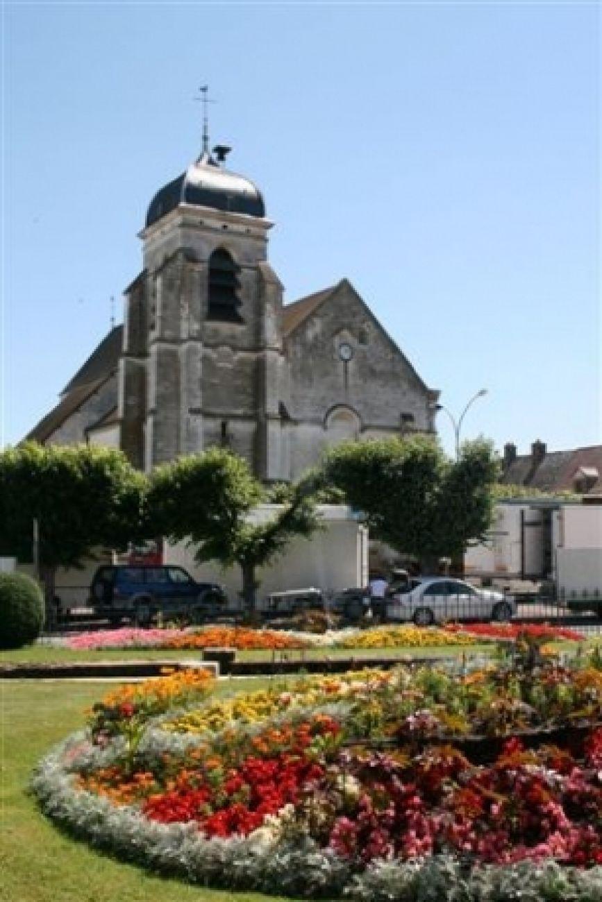 Découverte de la ville d'Aix-en-Othe