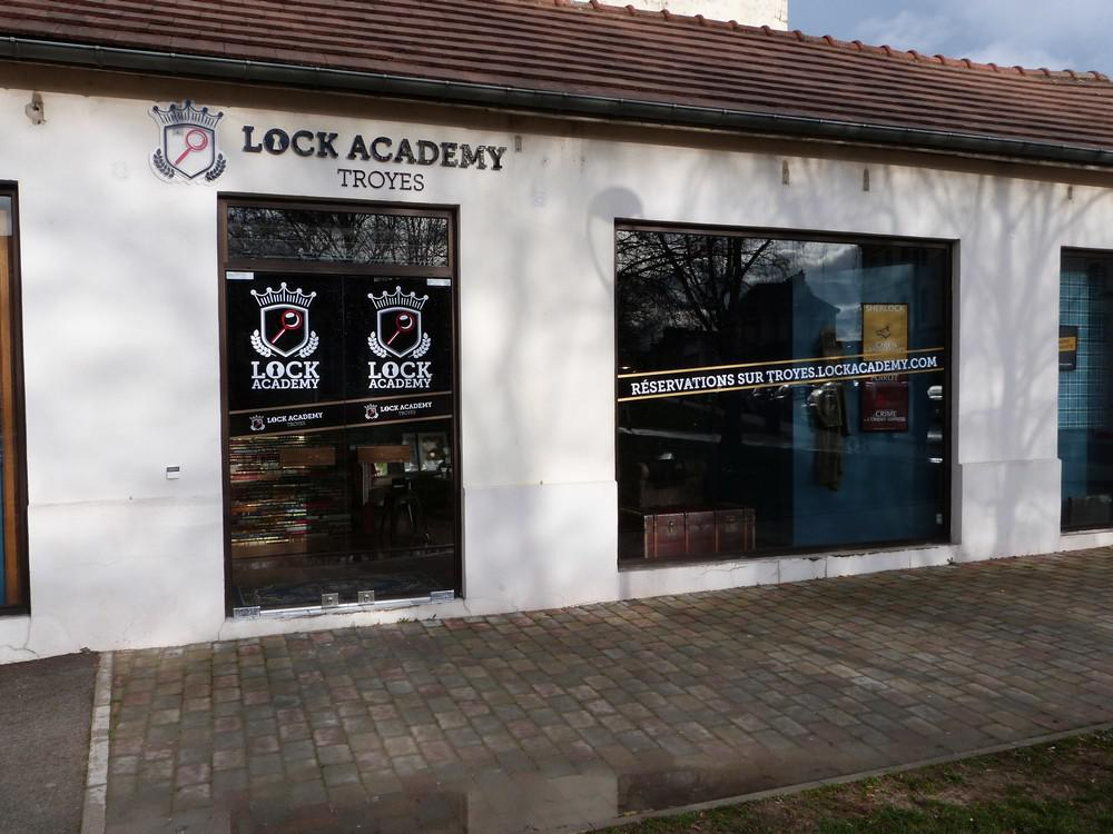 Lock Academy - Escape Game Troyes