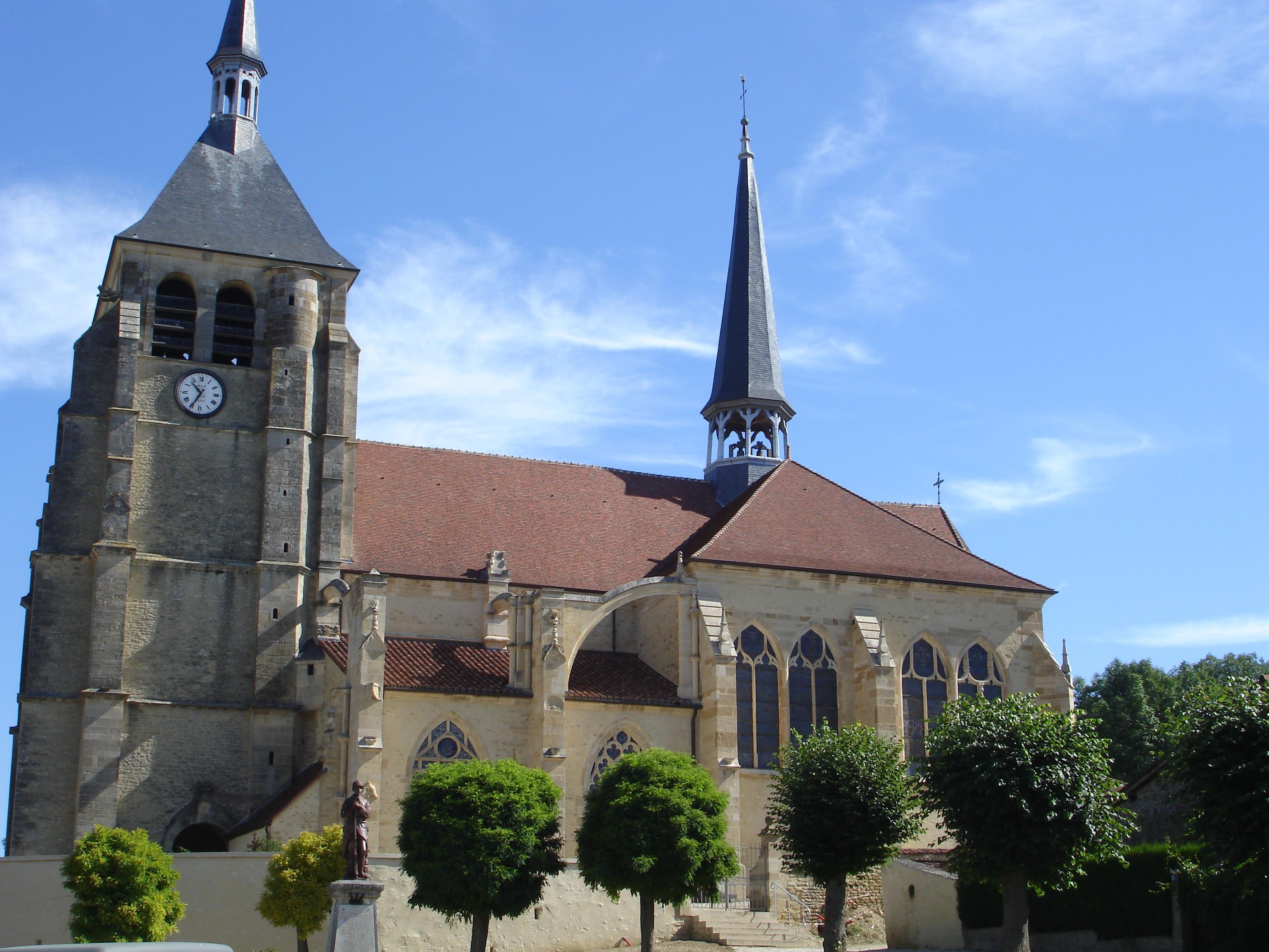 Eglise Saint-Laurent et Saint-Jean-Baptiste
