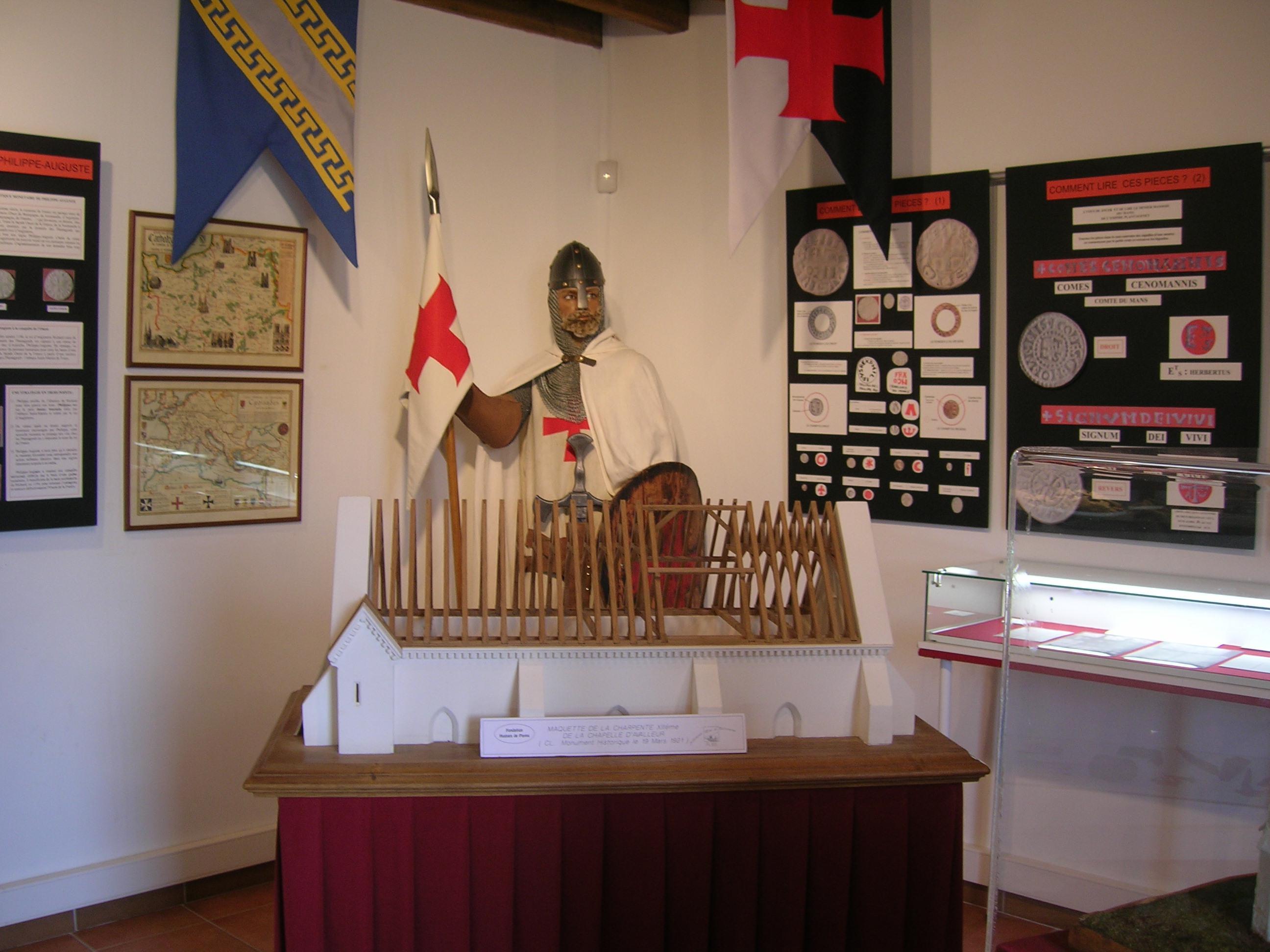 Musée des Templiers Hugues de Payns