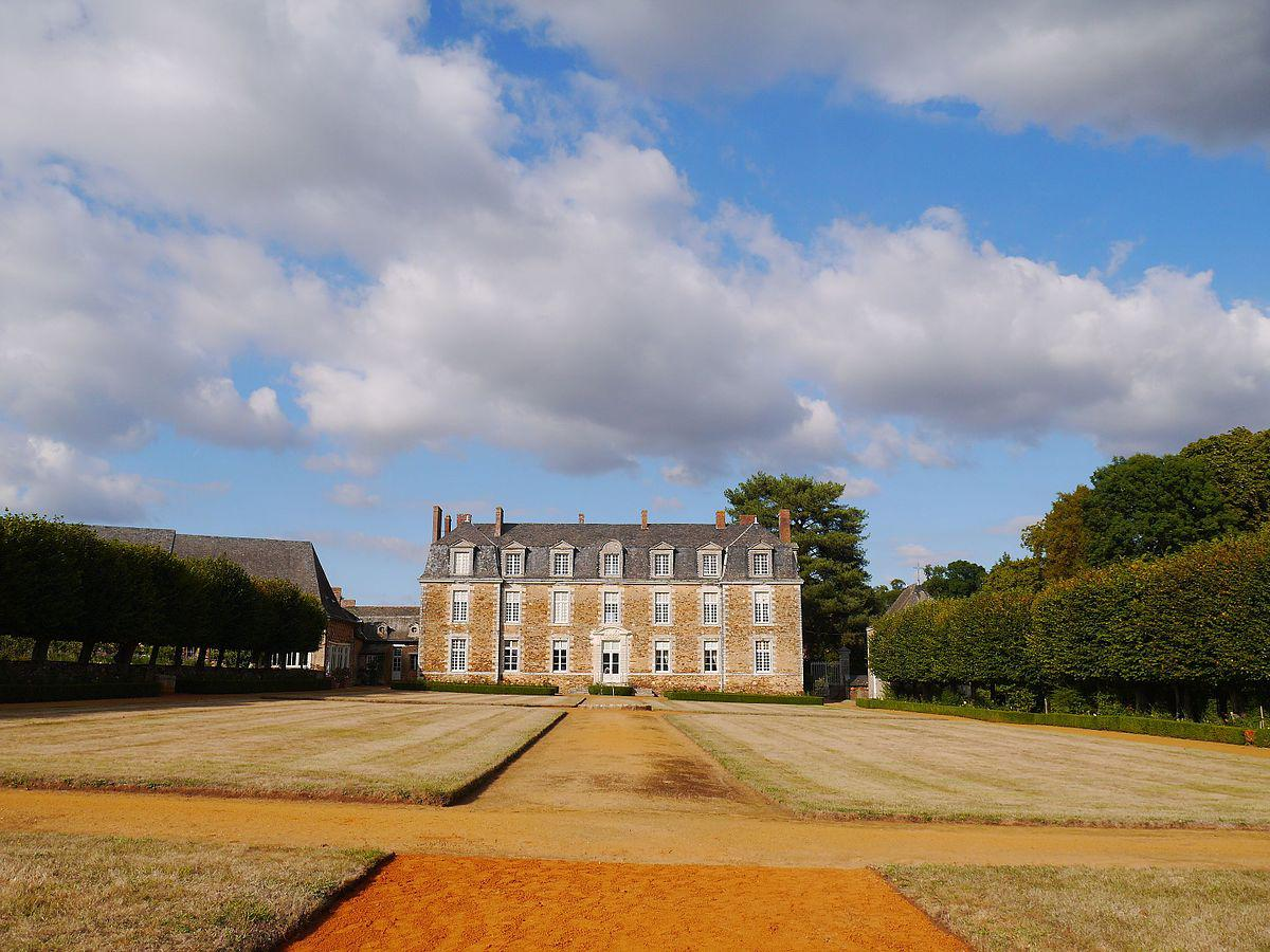 L'Hôtellerie-de-Flée, château de la Faucille