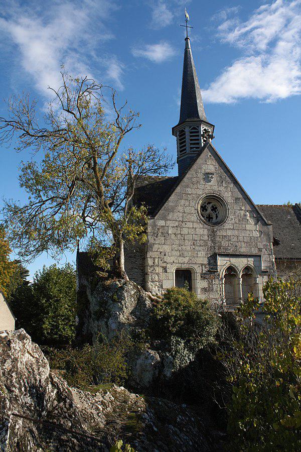 Église Notre-Dame à Béhuard