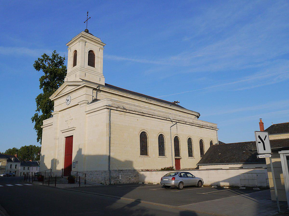 L'église Saint-Maurille