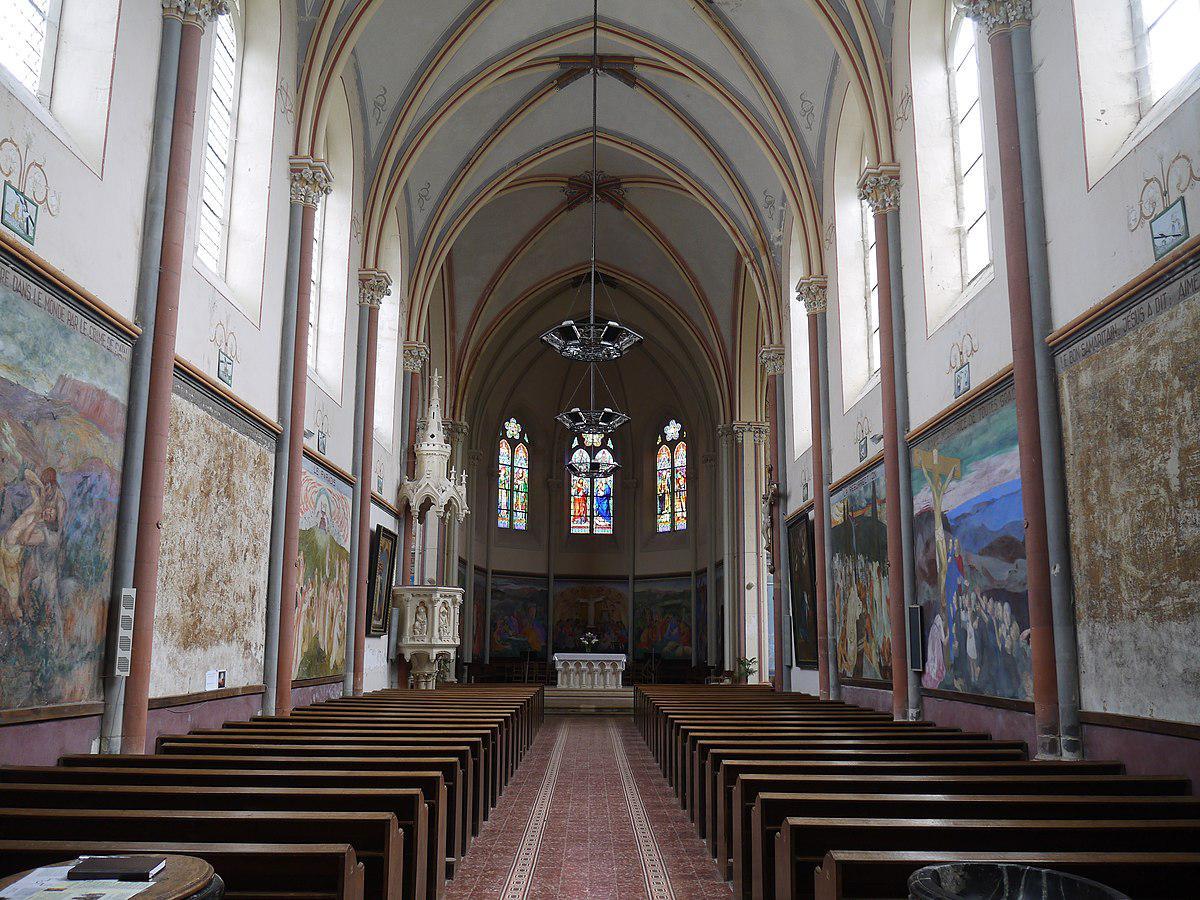 Église de Chambellay
