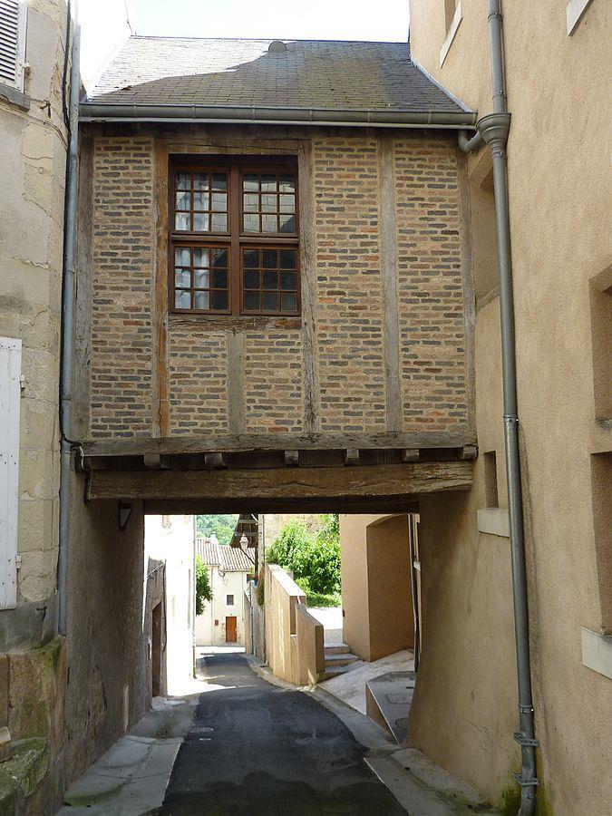 Rue étroite - Thouars