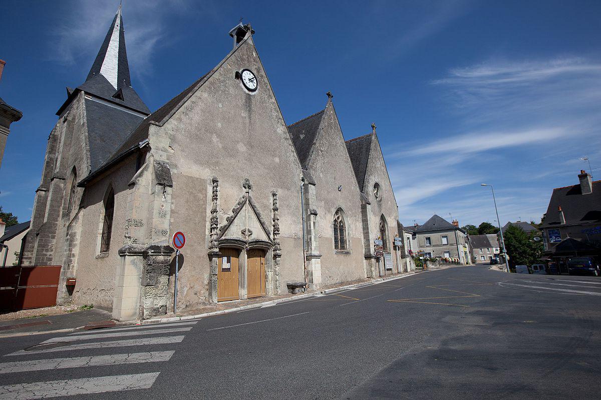 Eglise de Saint-Paterne-Racan