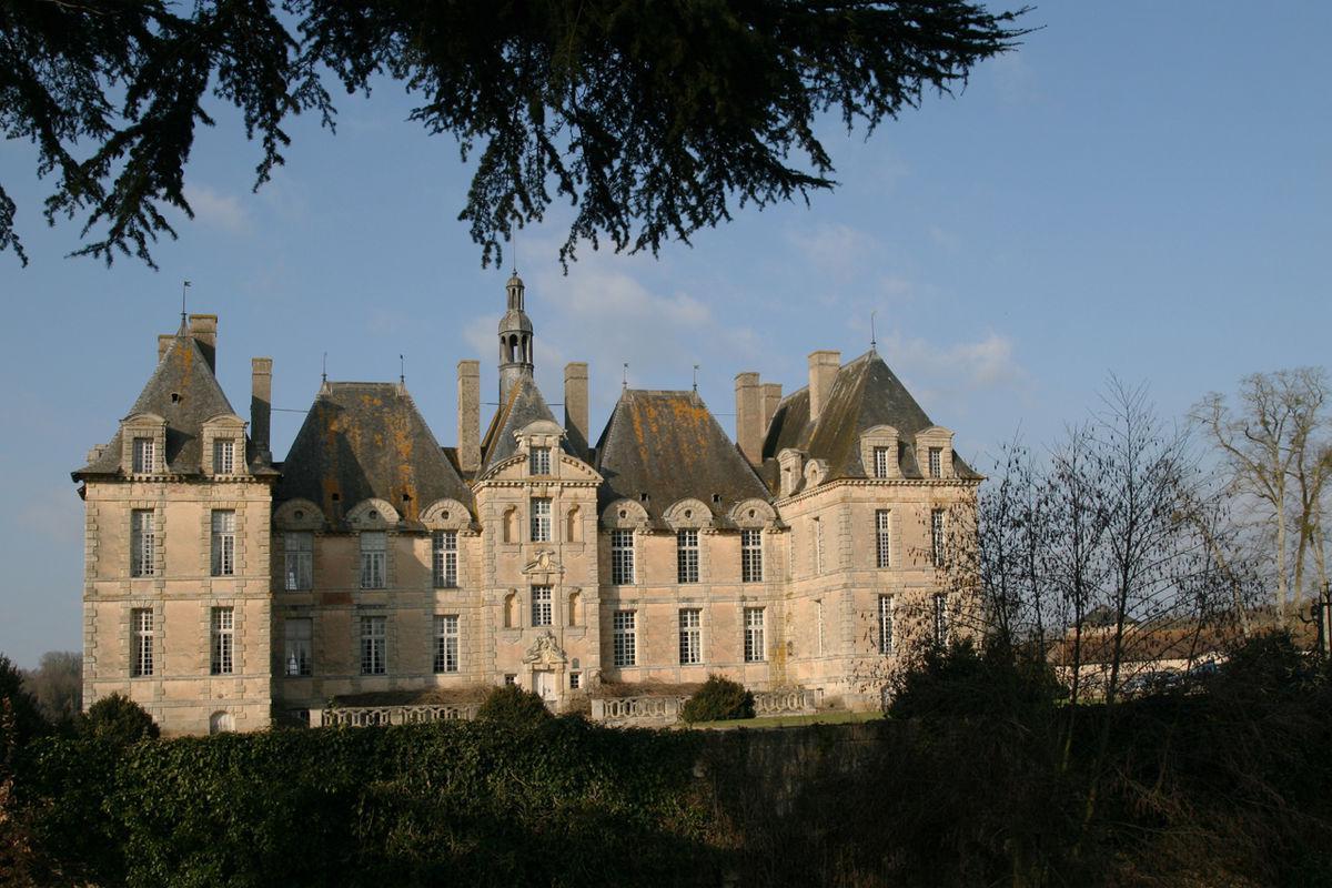 Château de Saint-Loup-Lamairé
