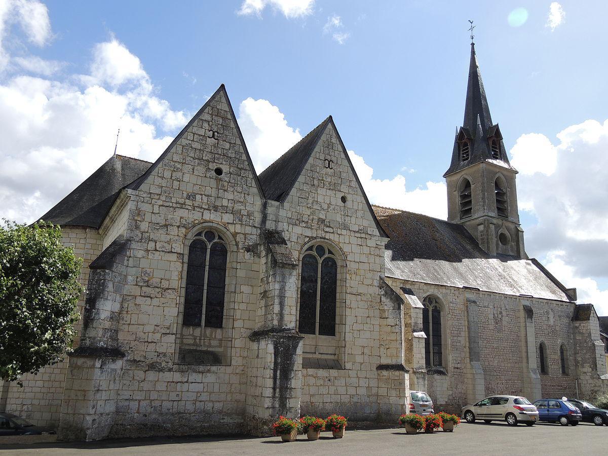 L'église Saint-Martin-de-Tours de Chenu