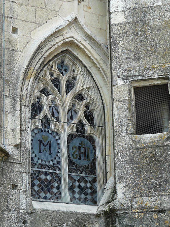 Église Saint-Hilaire-du-Martray