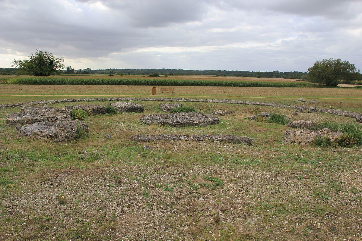 Site des Tours Mirandes, Vendeuvre-du-Poitou