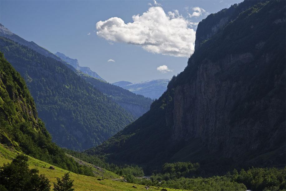 Réserve Naturelle de Sixt_Sixt-Fer-à-Cheval