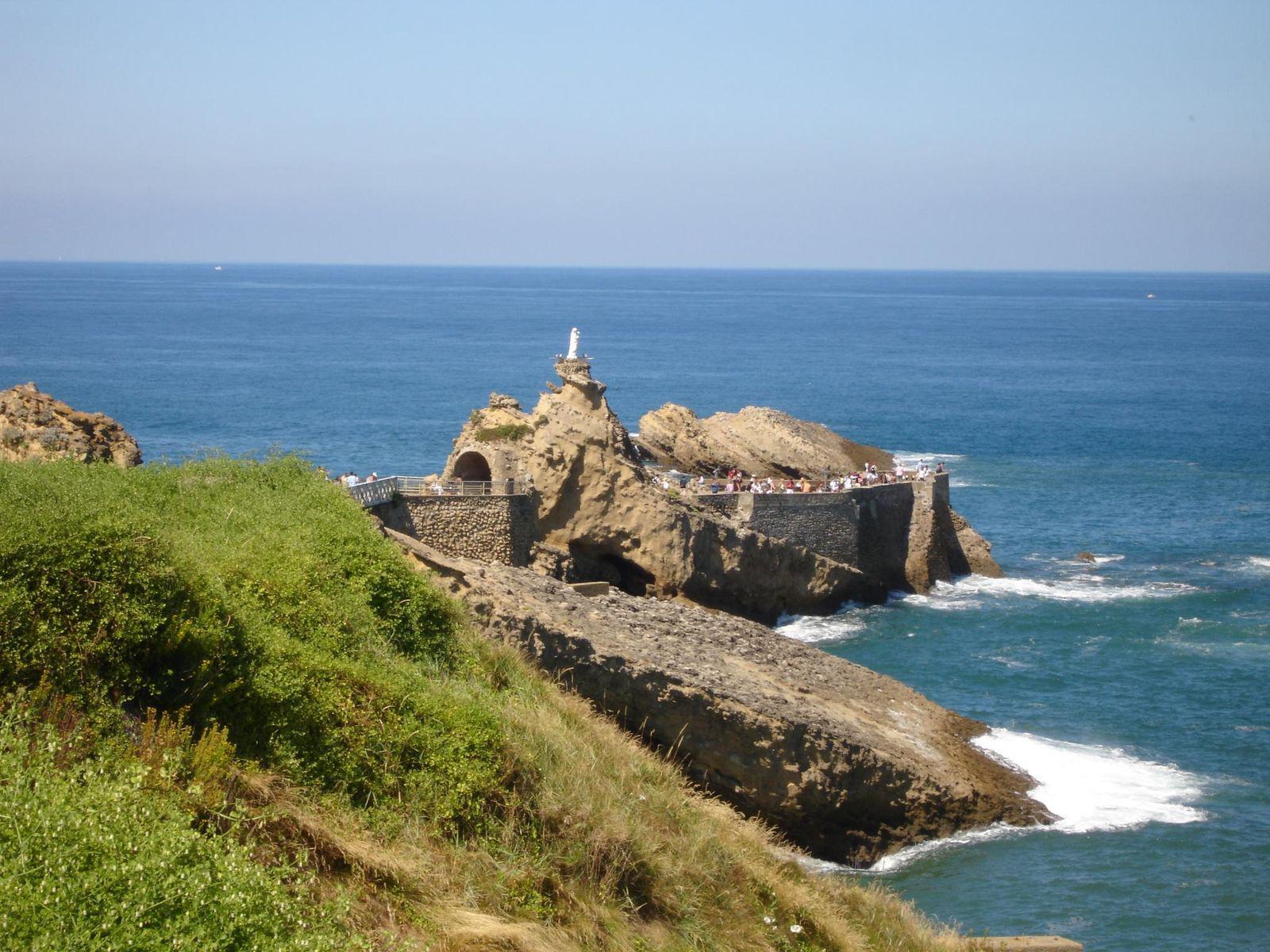 Rocher de la Vierge_Biarritz (2)